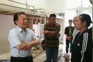 贵州省教育厅党组书记朱新武到高校暗访国庆期间安保工作