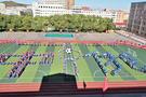 中俄青少年足球国际邀请赛在七台河市开赛