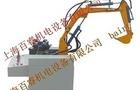 新型液压挖掘机仿真机构