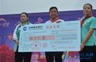 上海LF63愛心團大型捐贈活動走進季嶺小學