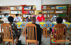 """渤海大学布隆迪孔子学院举行""""中国大使助学金""""获得者代表座谈会"""