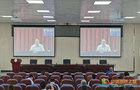宿州学院组织收看安徽省高校毕业生就业工作视频会议