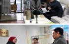 乐山师范学院开展春节前慰问活动