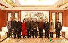 四川省教育厅机关党委书记李志刚来四川文理学院走访慰问