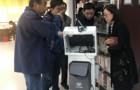 山东职业学院图书馆到淄博师范高等专科学校图书馆考察交流