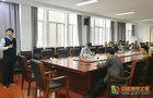 中国科学院空天信息创新研究院刘良云研究员应邀来淮北师范大学作学术报告