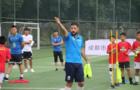 2019年全国青少年校园足球夏令营(小学组)第五营区闭营