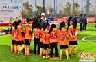 """上海再添高标准""""青少年足球训练基地"""""""