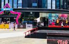 感受云南滑板力量 云南大学生滑板邀请赛来了