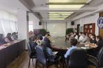 大连海事大学财务处召开新学期部门工作会议