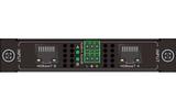 RENSTRON单卡2路HDBaseT拼接输入卡FSP-T-I2混插板卡LED视频处理器大屏液晶拼接控制器