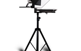 嘉视影提词器20/22/24英寸 单/双屏提词器便携式 视频采访户外拍演播室提词器 单反提词器读稿器 嘉视影22英寸PLUS