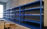 顺德五金货架商超货架钢制货架批发阁楼货架中型层板阁楼平台定制