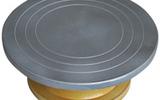 陶艺制作设备--转台(塑钢)