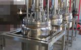 不銹鋼夾套加熱磁力高壓反應釜