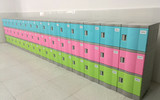 大中小學幼兒園書包柜
