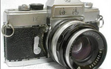照相机式收音机