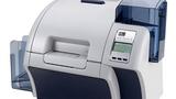 ZEBRA斑马防疫通行工牌证卡打印机ZXP Series8再转印制卡机PVC彩色人像一卡通芯片智能卡
