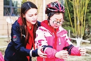 张家口经开区第二小学:推进冰雪特色教育  打造阳光体育校园