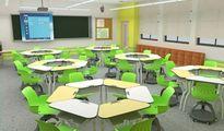 天智实业案例 |广州市恒福中学未来教室
