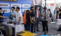 沃赢科技VR专业升级全套方案亮相高教展