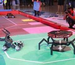 第十七届全国大学生机器人大赛ROBOTAC赛事闭幕