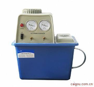 台式循环水真空泵,台式多用真空泵