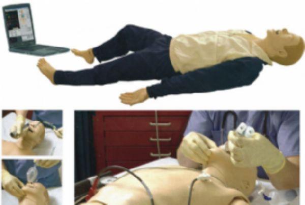 高智能數字化綜合急救技能訓練系統(ACLS高級生命支持、計算機控制)