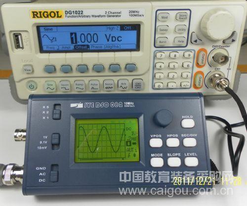 单踪数字存储示波器 10M 带宽