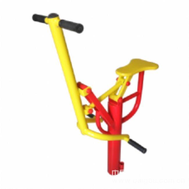 廠家直銷 單人健騎機 小區公園廣場戶外健身器材路徑