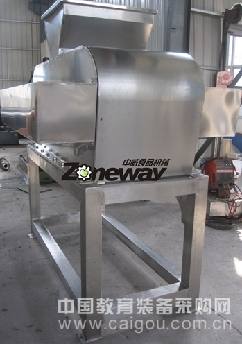 QPZJ-650型橘子剥皮榨汁机 打浆机