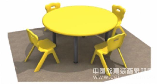 人体工程圆桌