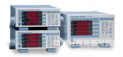WT330橫河數字功率計