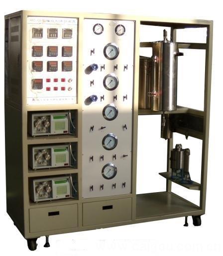 有机硅催化剂评价 管式反应固定床反应器