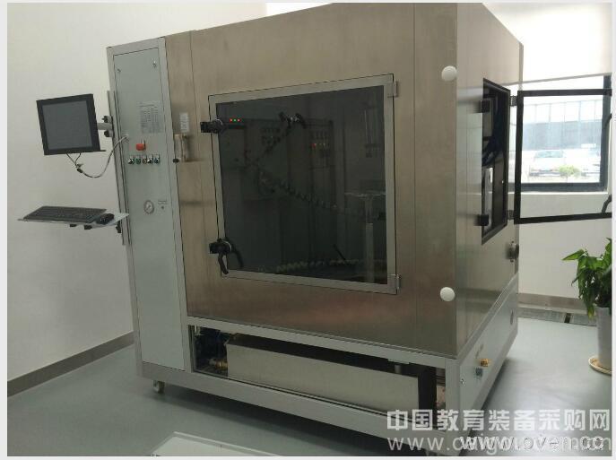 肇庆IPX9K高压喷水试验箱
