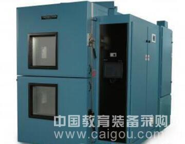 梅州LED提篮式(两箱)温度冲击试验箱