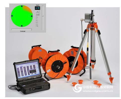 SC-XT3000基桩超声波跨孔检测仪