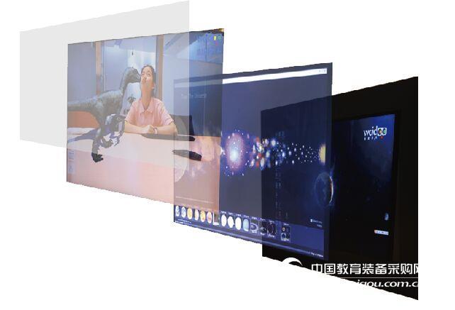 開學新視界維度靈智黑板