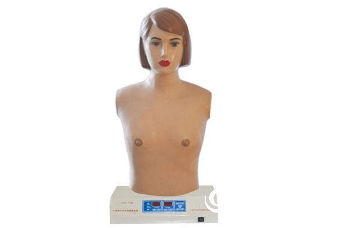 心肺觸診聽診電腦模擬器(單機版),上海啟沭醫學模型