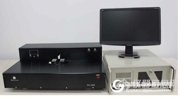 SCS-4000型大芯徑光纖熔融拉錐機