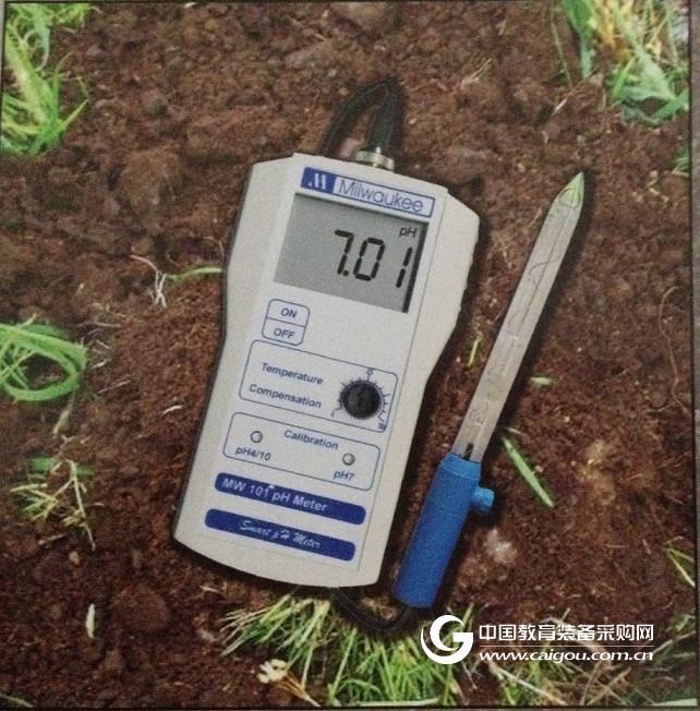 DP-MW101-SOID土壤专用PH计