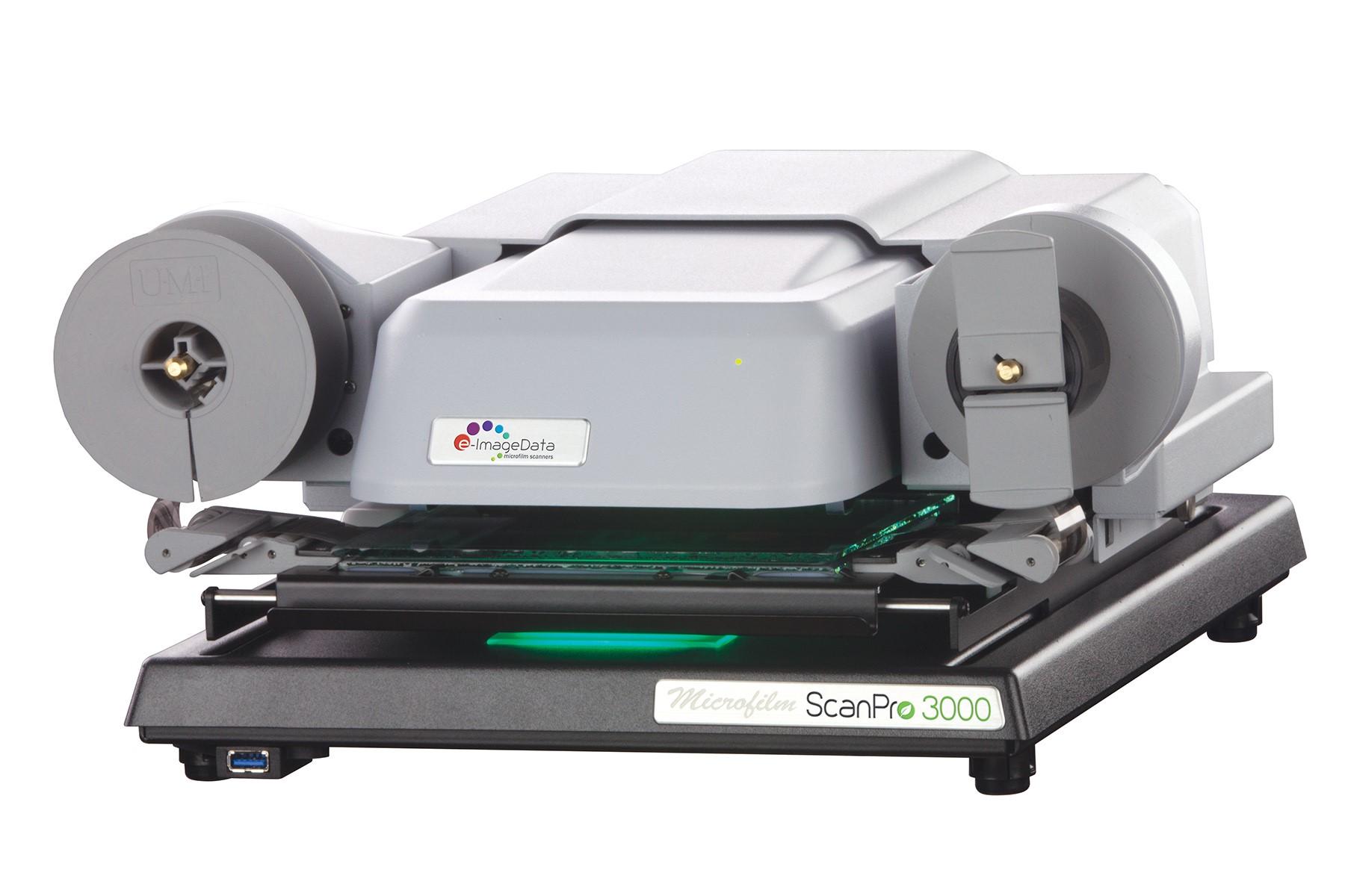 縮微膠片掃描儀