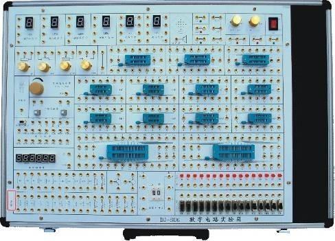 數字電路實驗箱