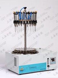 成都乔跃JOYN-DCY-24SL圆形电动升降水浴氮吹仪