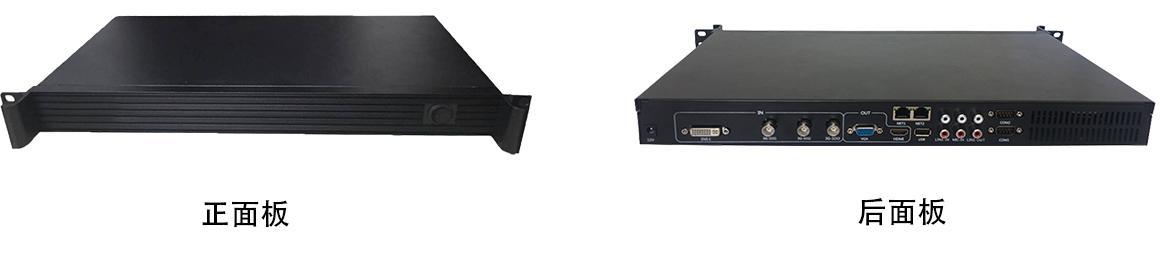 四機位嵌入式錄播系統