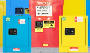 安全鎖藥品防爆柜 機械門鎖防爆安全柜 學校實驗室防爆柜