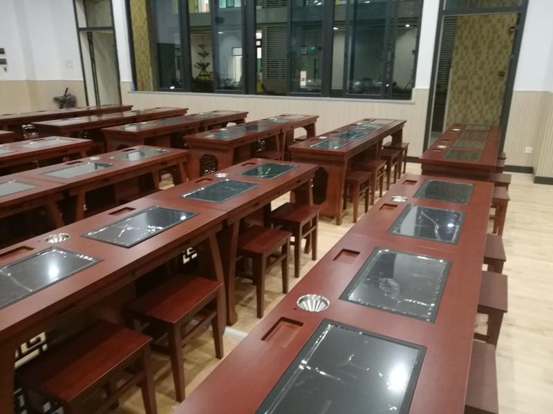 华文众合智慧书法教室落户佛山环湖小学
