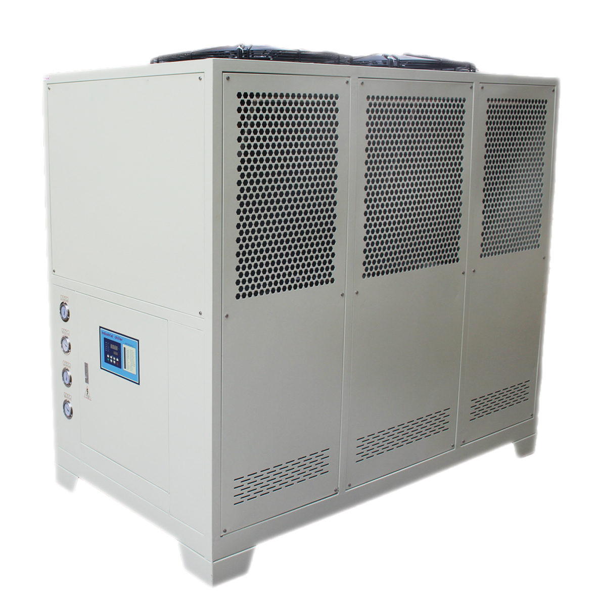 風冷箱式工業冷水機