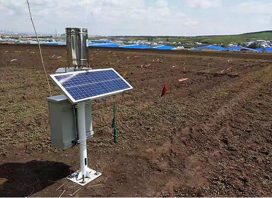 自动雨量监测系统