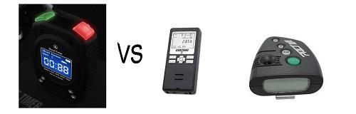 PIE派 專業射擊計時器與傳統射擊計時器的區別